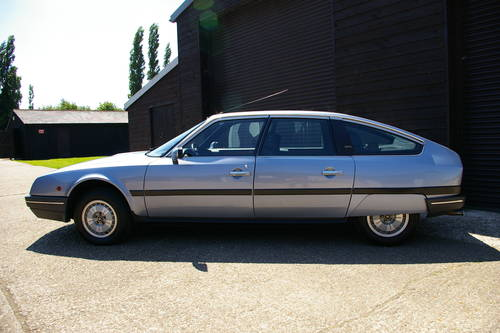 1987 CITROEN CX 2.5 GTI Automatic LHD (61,560 KM) For Sale (picture 1 of 6)