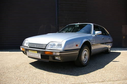 1987 CITROEN CX 2.5 GTI Automatic LHD (61,560 KM) For Sale (picture 2 of 6)