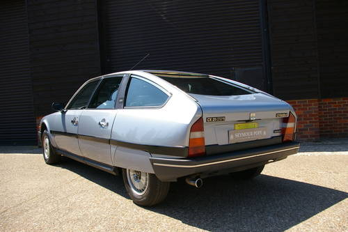 1987 CITROEN CX 2.5 GTI Automatic LHD (61,560 KM) For Sale (picture 3 of 6)