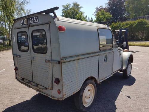 1964 citroen 2cv Camionnette For Sale (picture 2 of 6)