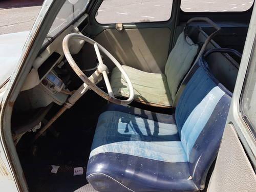 1964 citroen 2cv Camionnette For Sale (picture 3 of 6)
