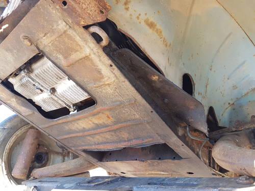 1964 citroen 2cv Camionnette For Sale (picture 6 of 6)