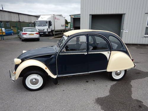 1986 CITROEN 2CV Dolly ~ Genuine 66589 Miles ~  SOLD (picture 1 of 6)