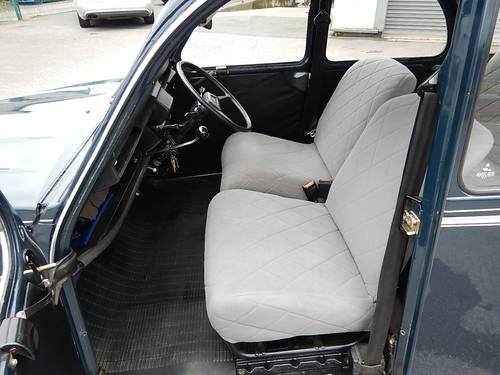 1986 CITROEN 2CV Dolly ~ Genuine 66589 Miles ~  SOLD (picture 5 of 6)