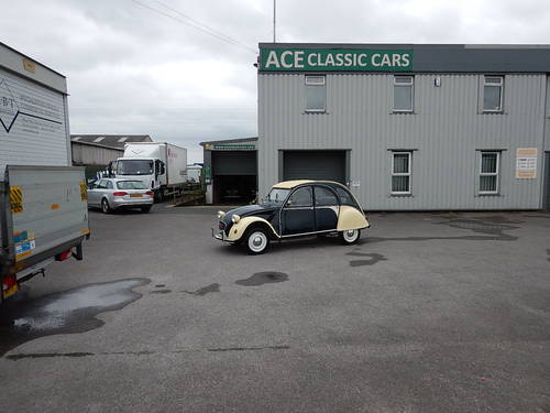 1986 CITROEN 2CV Dolly ~ Genuine 66589 Miles ~  SOLD (picture 6 of 6)