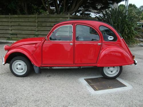 1985 Citroen 2CV6 Special SOLD (picture 1 of 6)