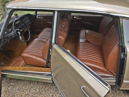 Citroen DS 21 PALLAS 1971 - Excellent condition SOLD (picture 5 of 6)
