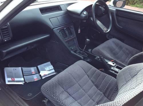 1989 CITROËN CX GTI TURBO 2  For Sale (picture 2 of 6)