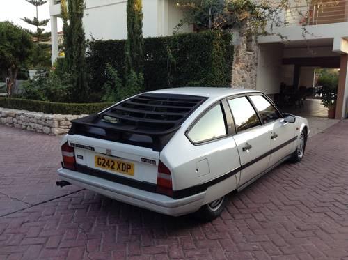 1989 CITROËN CX GTI TURBO 2  For Sale (picture 5 of 6)