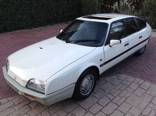 1989 CITROËN CX GTI TURBO 2  For Sale (picture 6 of 6)