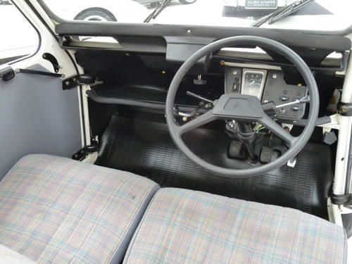 1989 Citroen  2 CV - Ultra Low Mileage and Perfectly Original SOLD (picture 5 of 6)
