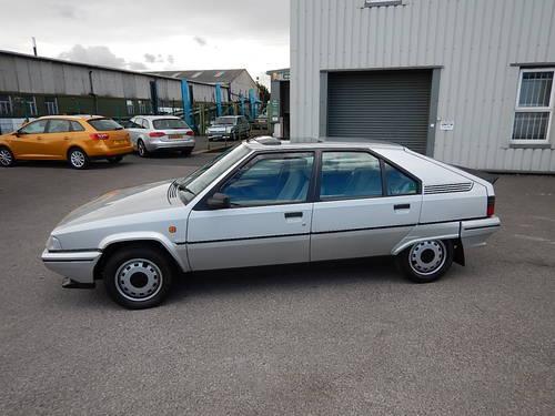 1992 CITROEN BX17 TGD Diesel Hatchback  SOLD (picture 1 of 6)