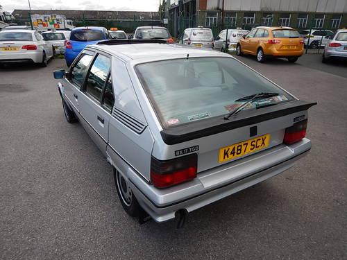 1992 CITROEN BX17 TGD Diesel Hatchback  SOLD (picture 4 of 6)