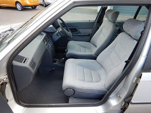1992 CITROEN BX17 TGD Diesel Hatchback  SOLD (picture 5 of 6)