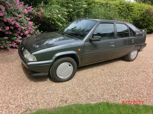 Citroen BX TZD Turbo (1990) SOLD (picture 1 of 6)