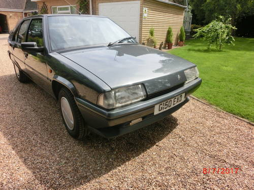 Citroen BX TZD Turbo (1990) SOLD (picture 3 of 6)
