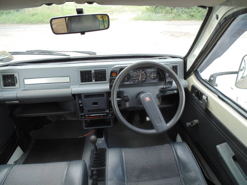 1992 Citroen C15D Romahome SOLD (picture 4 of 6)