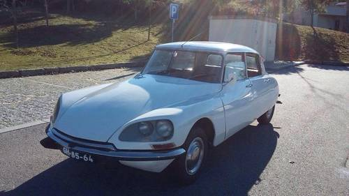 1969 Citroen ID 19 For Sale (picture 1 of 6)