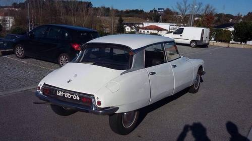 1969 Citroen ID 19 For Sale (picture 2 of 6)