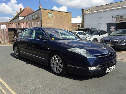 2008 CITROEN C6 LIGNAGE 2.7 HDI AUTO SOLD (picture 4 of 6)