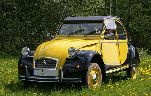 1982 Citroen 2CV Charleston For Sale (picture 1 of 6)