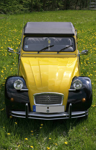 1982 Citroen 2CV Charleston For Sale (picture 2 of 6)
