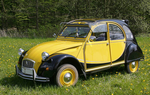 1982 Citroen 2CV Charleston For Sale (picture 5 of 6)