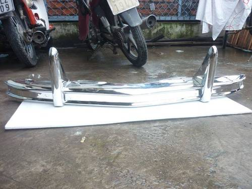 CITROEN 2 CV STAINLESS STEEL BUMPER For Sale (picture 2 of 4)