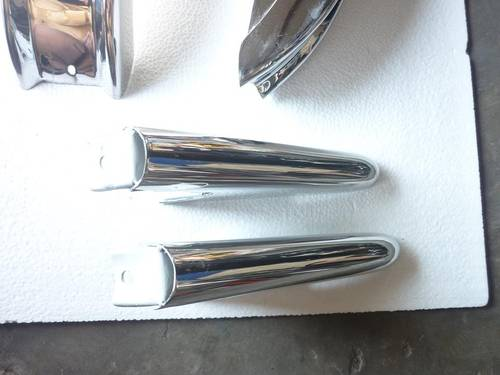 CITROEN 2 CV STAINLESS STEEL BUMPER For Sale (picture 3 of 4)