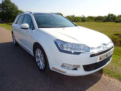 2013(13) CITROEN C5 2.2HDi(200)TOURER,AUTO,EXCLUSIVE,ESTATE, SOLD (picture 2 of 6)