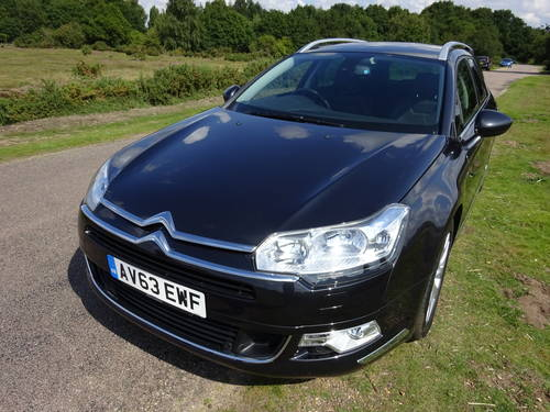 2014(63) CITROEN C5 2.0HDI(160) EXCLUSIVE,MANUAL,TOURER,TECH SOLD (picture 1 of 6)