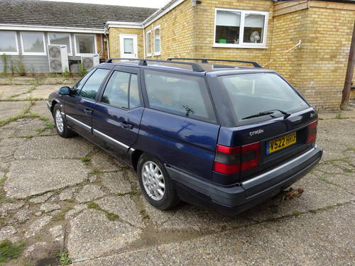 1999 (V) Citroen XM 2.1 TD VSX Auto Estate, Black Leather! SOLD (picture 3 of 6)
