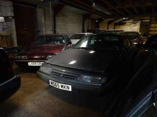1999 (V) Citroen XM 2.1 TD VSX Auto Estate, Black Leather! SOLD (picture 5 of 6)