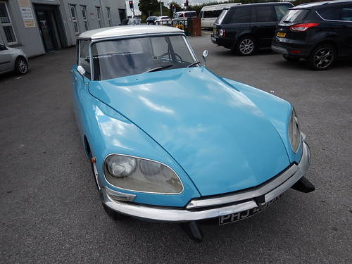 1972 CITROEN DS D Special ~ Paris Built LHD SOLD (picture 2 of 6)