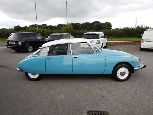 1972 CITROEN DS D Special ~ Paris Built LHD SOLD (picture 3 of 6)