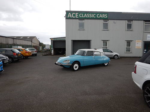 1972 CITROEN DS D Special ~ Paris Built LHD SOLD (picture 6 of 6)