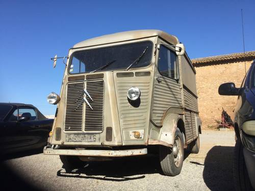 1972 Citroen HY van with new french MOT For Sale (picture 1 of 6)