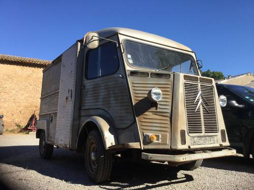 1972 Citroen HY van with new french MOT For Sale (picture 2 of 6)