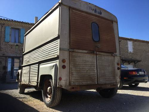 1972 Citroen HY van with new french MOT For Sale (picture 3 of 6)