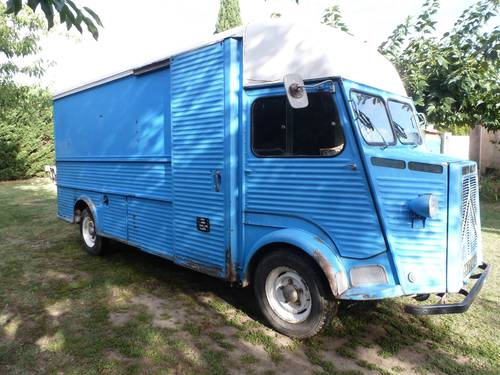 1972 Citroen HY van with new french MOT For Sale (picture 6 of 6)