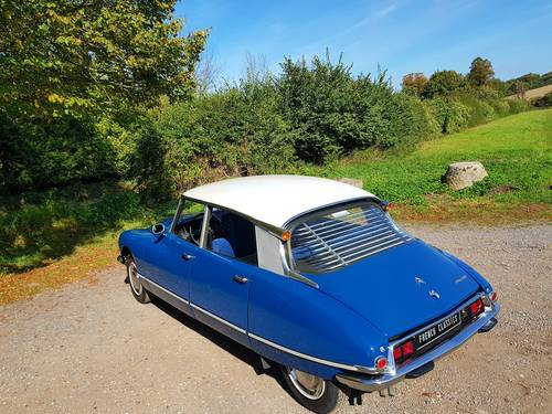 CITROEN DS 20 CONFORT 1969 - Excellent condition SOLD (picture 2 of 6)