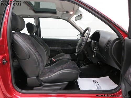 2300 Citroen Saxo VTS with 52,971 Miles and Full Citroen History SOLD (picture 6 of 6)