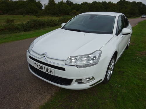2008(08)CITROEN C5 2.0 i VTR+ HYDRACTIVE,PETROL AUTOMATI SOLD (picture 1 of 6)