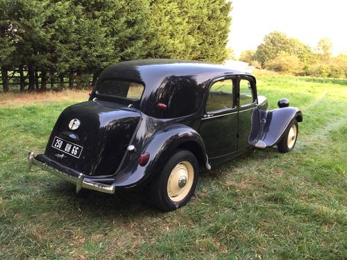 1955 Citroën Traction For Sale (picture 5 of 6)