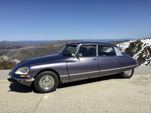 1975 Australia's Best DS 23 Pallas - 5 Speed Manual. For Sale (picture 1 of 6)