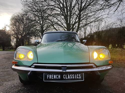CITROEN DS 21 EFI PALLAS -1972, EXCELLENT CONDITION SOLD (picture 1 of 1)