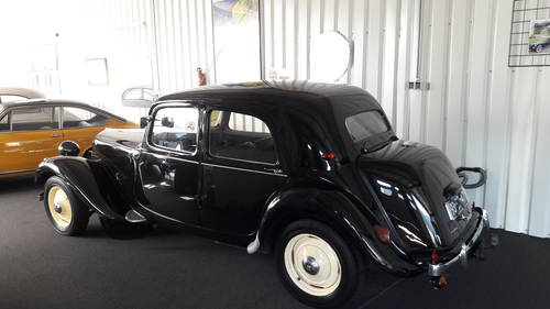 1953 Citroen For Sale (picture 5 of 6)
