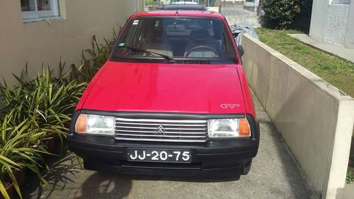 1984 Citroen Visa GT (28.000 Km) For Sale (picture 1 of 6)