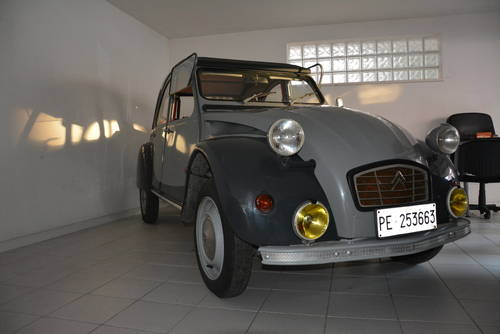 1986 Citroën 2cv charleston restored For Sale (picture 1 of 6)