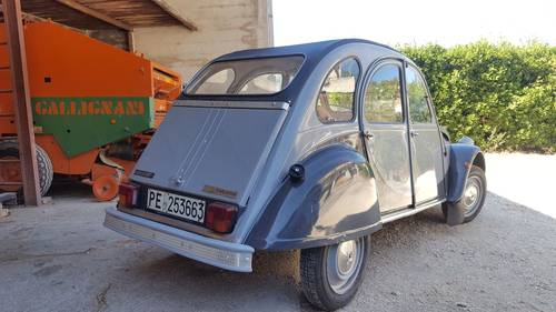 1986 Citroën 2cv charleston restored For Sale (picture 2 of 6)